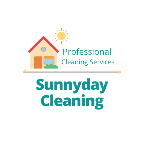 SunnyDay Cleaning Services Logo